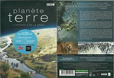 RARE / COFFRET 4 DVD - PLANETE TERRE : PLANET EARTH / NEUF EMBALLE  NEW & SEALED