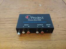 Pro-Ject Phono Box MM Phono Pre-Amplifier