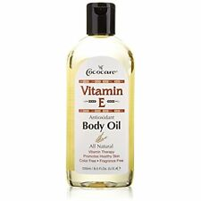Natural Liquid Vitamin E Antioxidant Body Oil for Skin Face Healthy Grow 8.5 Oz.