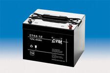 CTM CT 44-12 VdS Batterie - 44 Ah - 12 V