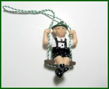 PT-BB BAVARIAN BOY on Swing Mini Black Forest Clocks Parts Parts