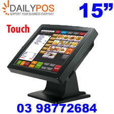 "Brand New 15"" Touchscreen LCD Monitor POS Touch Screen 15"