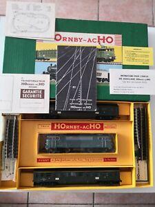 Meccano Hornby - Acho train électrique Paris-Lille neuf vintage