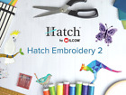 Hatch by Wilcom Embroidery Digitizing Software Full License MSRP $1099