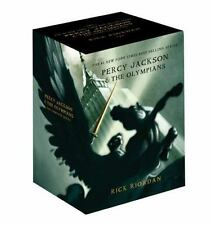 "Percy Jackson: 5PB BK BOX SET (Percy Jackson & the Olympians ""BRAND NEW BOX SET"""