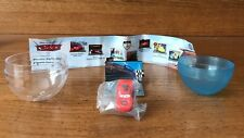 Tomy Yujin Disney Mini Lightning McQueen Race Track Figure Collection Series 1