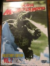 Japanese Monster Movies Volume 2, Disc 2. Collector's Edition
