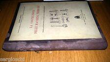MARIO MEDICI-LA COSTUZIONE DELLE MACCHINE TERMICHE-CEDAM-1943-SM82