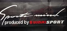 Amazing Headlight Eyebrow Car Stickers Decals Graphics Vinyl For Suzuki (White)
