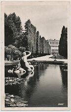 Naiad Fountain, Schonbrunn, Wien, Austria RPPC