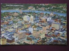 POSTCARD USA OHIO - DAYTON AERIAL VIEW C1954
