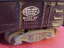 Vintage  Lionel NYC New York Central 6462 heavy gondola!