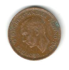 1948 Re Giorgio VI soldo 1/4 D Robin