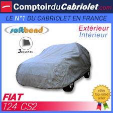 Housse Fiat 124 CS2 - SoftBond® : Bâche de protection mixte