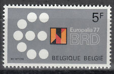 """Belgique / Belgien Nr. 1919** Europ. Kulturfestival """"Europalia `77"""""""