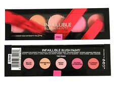 L'Oreal Paris Infallible Blush Paint Palette new and Sealed - Pinks