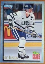Eric Flinton  1995-96 Classic Draft Picks - University of New Hampshire Wildcats