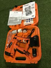 Paslode IM50 F18 50mm 7.4V 1.2Ah Li-ion Second Fix Gas Brand Nailer