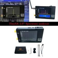 Tiny Spectrum Analyzer TinySA 2.8 inch LCD Display 100khz-960mhz With Battery