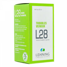 LEHNING L28 - 30ml for heavy legs , hemorrhoids spider & varicose veins & more
