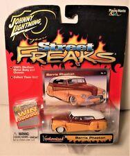 Johnny Lightning White Lightning Street Freaks II Barris Phaeton Kustomized