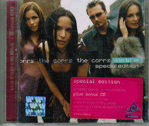CD - THE CORRS IN BLUE + BONUS CD SPECIAL EDITION #C56#