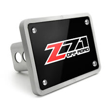 "Chevrolet Z71 Off Road UV Graphic Black Billet Aluminum 2"" x 2"" inch Hitch Cover"