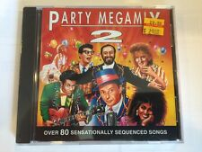 PARTY MEGAMIX VOL 2 CD brand new 1994 non stop jive bunny Style Prism 3933