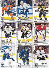 U PICK'EM 4 CARD LOT 17-18 2017-18 O-Pee-Chee OPC Base Set cards #1-610