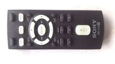 BRAND NEW GENUINE SONY RM-X155 CAR AUDIO SYSTEM REMOTE CONTROL