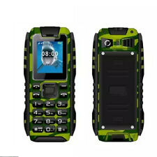 Tough Army Military IP67 Waterproof shockproof  Dual SIM Phone W/ Flashlight