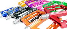 SHANMASHI Aluminum XC AM Mountain Road Bike Bearing Pedals flat Pedal 100*98mm