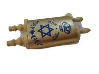 Vintage Jewish Torah Scroll  G3