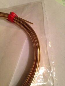 5' 20 gauge Gold Filled Dead Soft  Square wire!! L@@K SALE