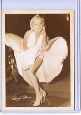 VINTAGE MARILYN MONROE NORMA JEAN CELEBRITY REPRODUCTION POSTCARD