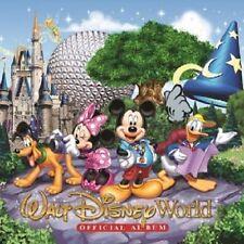 Walt Disney World Official Album, 2 CD SET, NEW