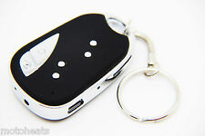 909 Mini Car Key Chain Hidden Spy Cam Camera DV DVR Video Recorder Cam  HD HIG
