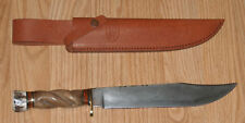MARBLES DAMASCUS BOWIE HUNTER knife knives dagger sword