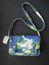NWT KATE SPADE Blue Floral Crossbody Handbag $228