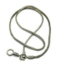 1 Hook Stainless Thai Necklace Pendant Amulet Phra LP Buddha 25 inch.