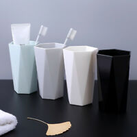 300/400ML Plastic Toothbrush Cup Tooth Mug Bottle Toothpaste Washing Home Nordic
