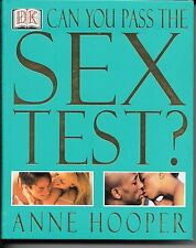 Can You Pass the Sex Test? by Anne Hooper Hardcover
