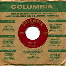 GUY MITCHELL - ROCK-A-BILLY / HOOT OWL - 45rpm COLUMBIA 4-40877