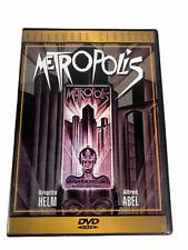 Fritz Lang's Metropolis Dvd 'Hollywood Classics'
