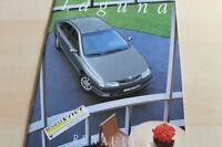 130490) Renault Laguna Prospekt 05/1996