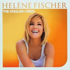 """Helene Fischer """"The English Ones"""" CD NUOVO"""