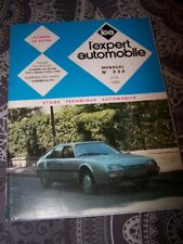 XI Revue technique Citroen CX 22 TRS Expert automobile 232