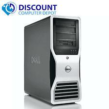 Dell Precision T3500 Desktop Computer Workstation PC Windows 10 Xeon 8GB 750GB