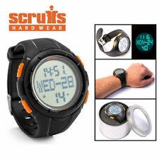 SCRUFFS Activity Tracker Work Watch Pedometer Step Counter Water Resistant