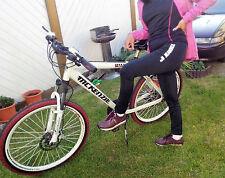 JEANTEX Damen Fahrradhose mit komfortabler Polsterung im Sitzbereich Gr. 40 ,NEU